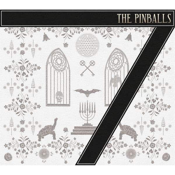 『THE PINBALLS 七転八倒のブルース 歌詞』収録の『』ジャケット