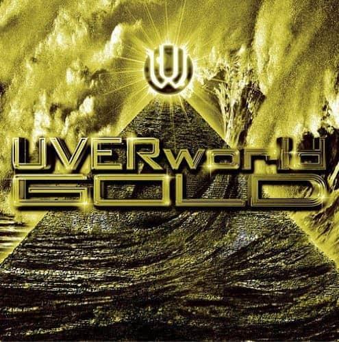 『UVERworld GOLD 歌詞』収録の『』ジャケット