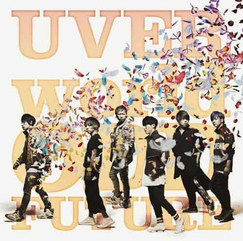 『UVERworld ODD FUTURE 歌詞』収録の『』ジャケット