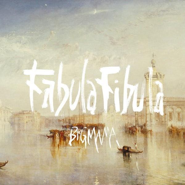 『BIGMAMA - Merry-Go-Round』収録の『Fabula Fibula』ジャケット