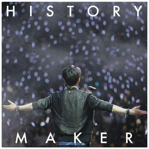 『DEAN FUJIOKA - History Maker 歌詞』収録の『History Maker』ジャケット