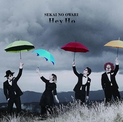 『SEKAI NO OWARIHey Ho』収録の『Hey Ho』ジャケット