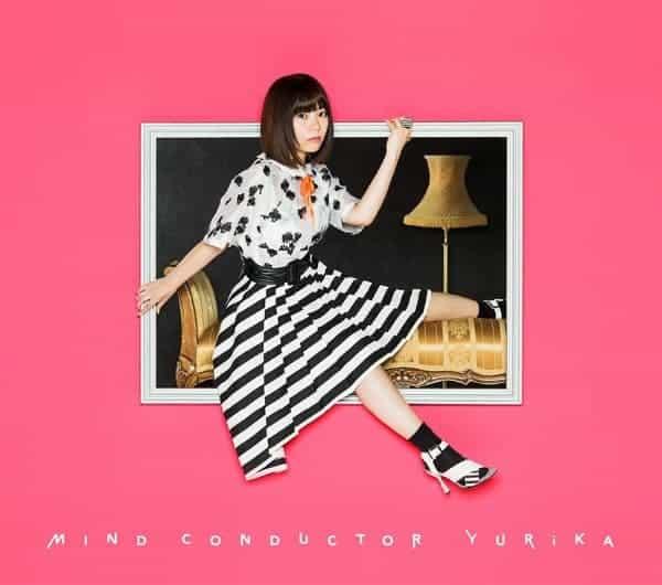 『YURiKA - MIND CONDUCTOR』収録の『MIND CONDUCTOR』ジャケット